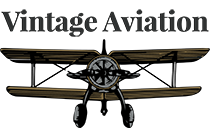 Vintage Aviation | Hunter Valley Joy Flights Logo